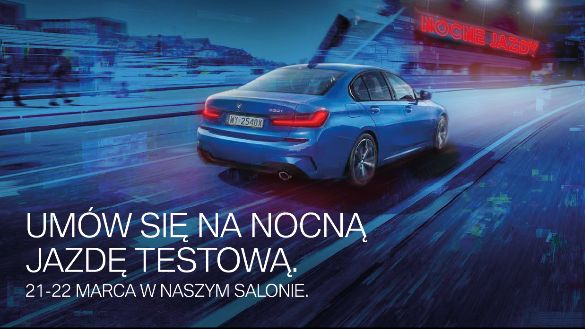 BMW SIKORA DEALEREM SPRZEDAŻY I MARKETINGU 2018.