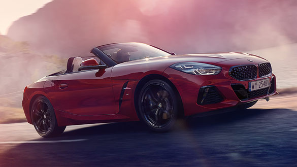 Nowe BMW Z4 Roadster.